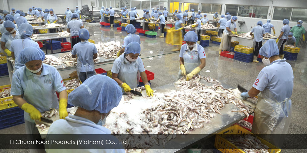 About Us - Li Chuan Food Products Pte Ltd