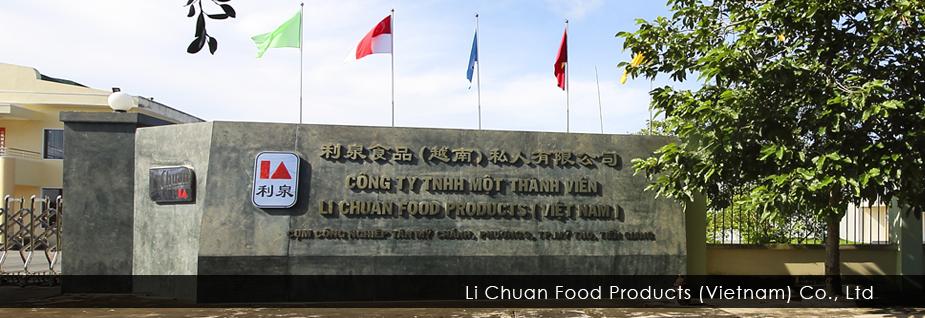 Li Chuan Food Products Pte Ltd
