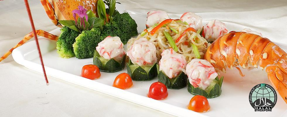 Flavoured King Crab Ball